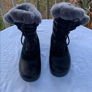 Columbia Sierra Summette Techlite Winter Boots